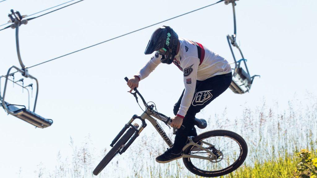 Biking @ Horseshoe