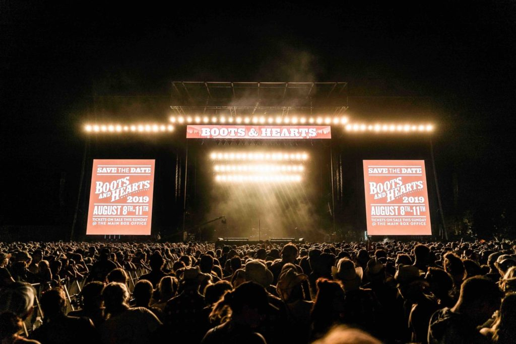 Boots and Hearts Returns to Orillia