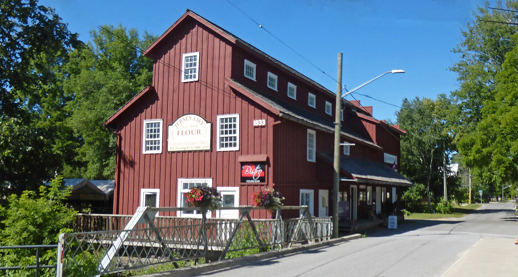 The Coldwater Mill