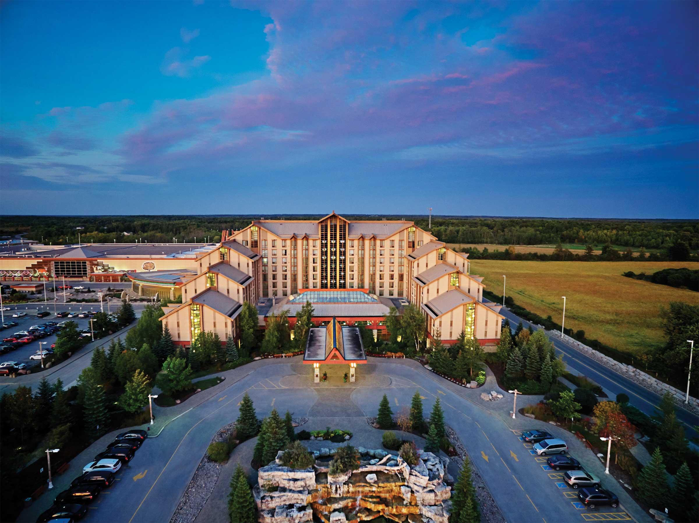 Casino Rama hotel and resort