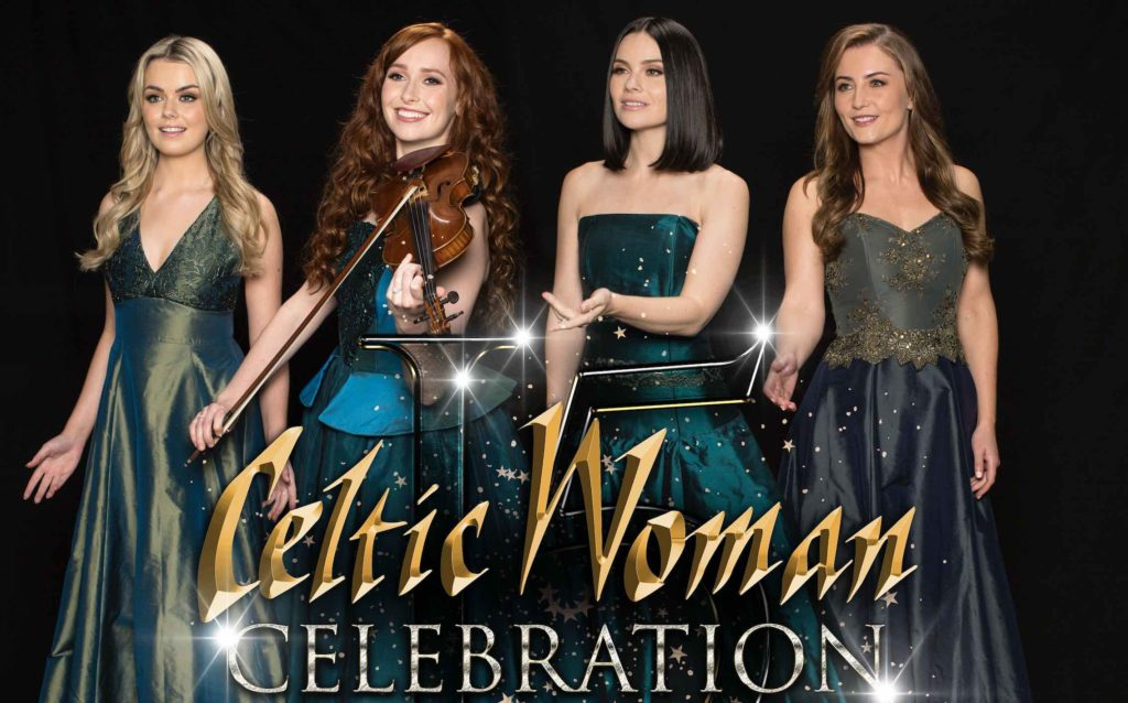 Celtic Woman signing together on the Casinoa Rama Concert Stage